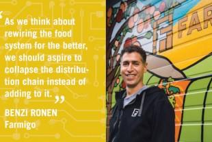 Benzi Ronen Internet of Food