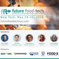 Future Food-Tech Summit Comes To NYC May 24-25