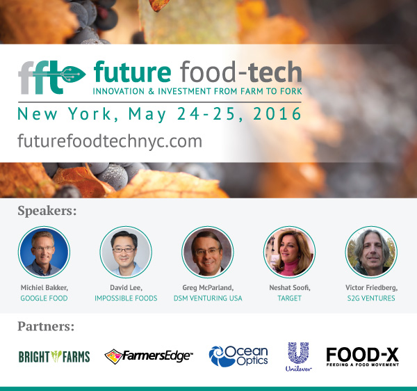 Future Food Tech NYC Event