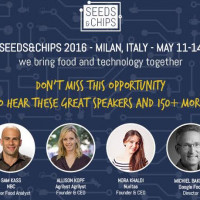 Join Us at Seeds&Chips Food Innovation Summit May 11-14 [Partner Event]