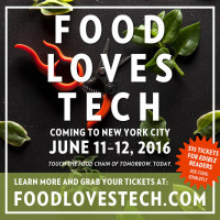 See, Touch & Taste The Future of Food at Food Loves Tech