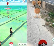 restaurants pokemon go