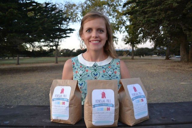 Renewal Mill aims to decrease food waste by creating products using discarded material from industrial food production to deliver nutritious and wholesome ingredients.