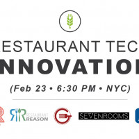 Join Restaurant Tech Meetup with Resy, xtraCHEF, SevenRooms + More