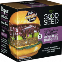 Good Seed Joins The Vegan Burger Race