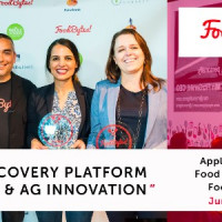 Food Tech & AgTech Startups – Last Week to Apply to Pitch at FoodBytes! NYC!