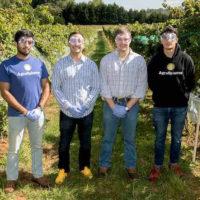 Millennial Food Innovators: AgroSpheres Degrades Pesticides in Under 3 Hours