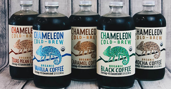 Food+Tech Connect Chameleon And Tazo Tea Get Acquired, Whole