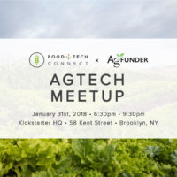 Join Our AgTech Meetup with AgFunder