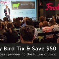 Early Bird Tix On Sale For FoodBytes! San Francisco