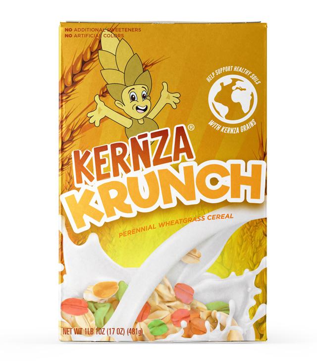 Kernza Krunch