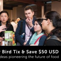 Discover The Future Of Food At FoodBytes! Montreal – Early Bird Tix Now On Sale