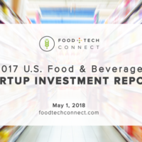 2017 U.S. Food & Beverage Startup Investment Report