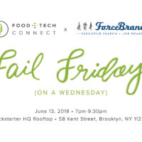 Fail Friday (on a Wednesday): Food Startups Share Lessons Learned