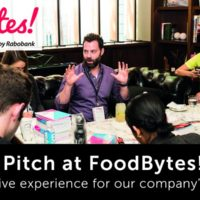 FoodBytes! is Coming to London – Apply to Pitch by July 1