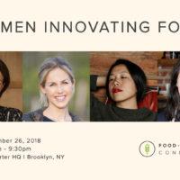 Women Innovating Food