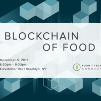 Blockchain of Food