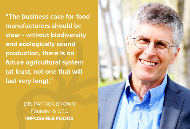 Impossible Foods on How Meat is Causing Catastrophic Biodiversity Loss — And How to Stop It   Food+Tech Connect