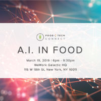 A.I. in Food