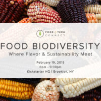 Food Biodiversity: Where Flavor and Sustainability Meet