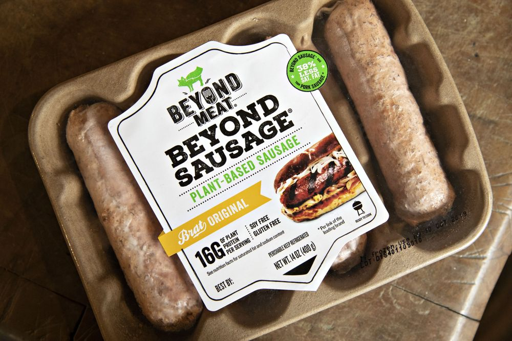 Food+Tech Connect Tyson Exists Beyond Meat, Unilever