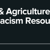 Food & Ag Anti-Racism Resources + Black Food & Farm Businesses to Support